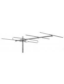 cus145 antenna direttiva vhf banda III 4 elementi
