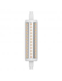 lampada led R7s da 118 mm 16W  a 360°  4000K luce naturale 220V 2200LM