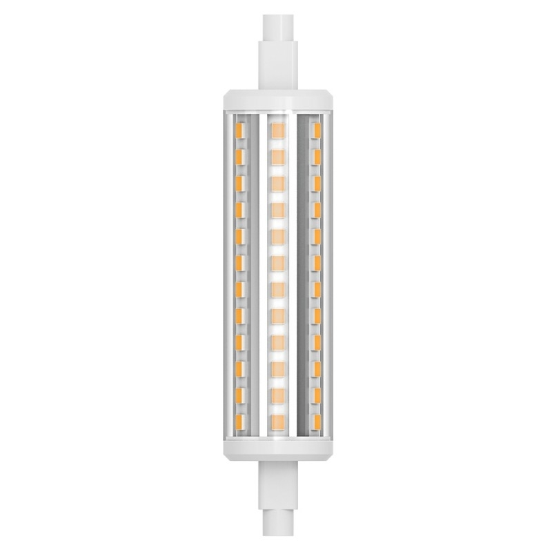 Lampada led r7s da 118 mm 16w a 360 4000k luce naturale for Lampada led r7s 118mm dimmerabile