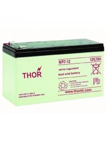 batteria ricaricabile al piombo 12v 24ah per ups antifurti e altro  SHS1224