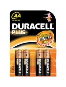 duracell batterie stilo alcaline  mn1500 1,5Volt plus power