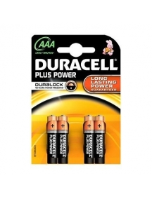 batterie alcaline duracell ministilo mn2400 plus power