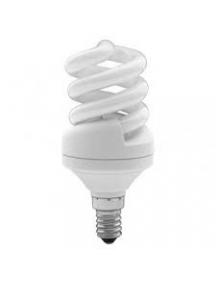 lampada fluorescente 11w 2700k luce calda e14 nordex 714211