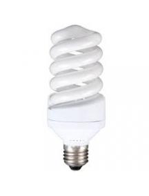 lampada fluorescente 9w  6400k luce fredda e27 nordex nxl727609