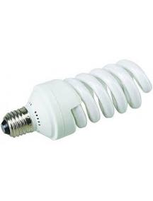 lampada fluorescente bianca luce fredda 6400°k E40 85w spirale T4 nxl 727665