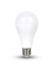 goccia lampada lampadina led 15w e27 4500°k luce naturale 4500°k 120° economica