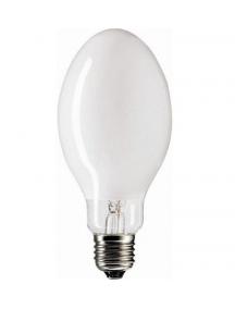 lampada lampadina ai vapori di sodio alta pressione ellissoidale 150w e27 opale