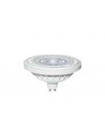 lampada led ar 111 15w sviluppa 120w nuova attacco gu10 220v luce naturale led cob dicroica da incasso 36° 1060 lumen ip15argc6d