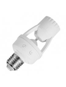 sensore rivelatore infrarossi di presenza per lampade e27 2080