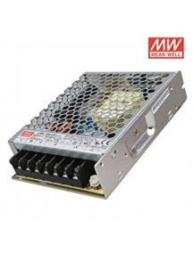 Meanwell Alimentatore LED Mean Well LRS-100-12 100W 12V Enclosed AC/DC 1984