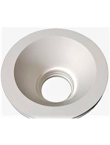 faretto conico incasso gesso ceramico verniciabile grande csf065