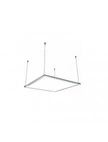 kit per la sospensione dei pannelli rettangolari a led a soffitto a 4 tiranti nuovo