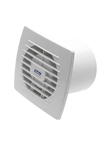Kanlux aspiratore bianco elettrico bagno muro incasso - Bagno elettrico ...