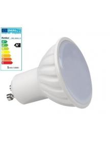 lampadina spot gu10 5w luce fredda kanlux 22701 tomi