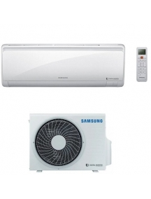 climatizzatore condizionatore completo interna esterna samsung quantum maldives R32 12000 btu