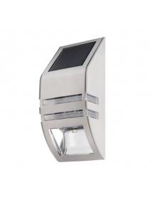 applique esterno led solare fotovoltaica plafoniera luce fredda kanlux 25750