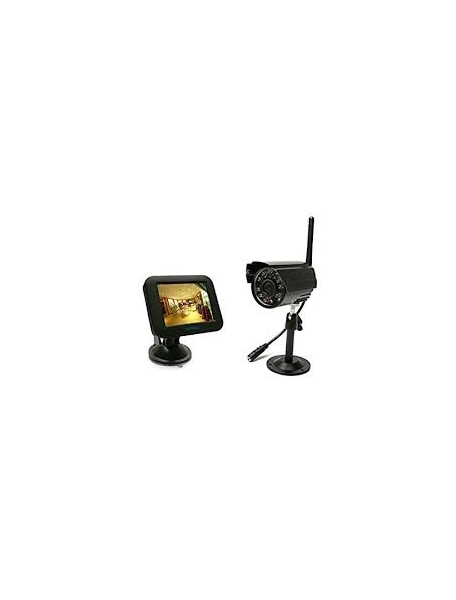 avidsen 123504 kit videosorveglianza wireless digitale portatile