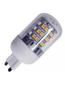lampada led attacco g9 3,5w luce fredda