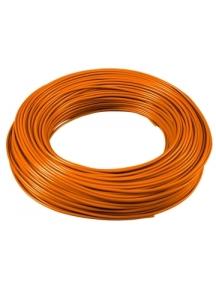 cavo tripolare ffror flessibile arancione dca 4g1,5 matassa 100 metri  BDSFF15004M100