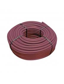 tubifor tubtf01025MT050 diametro  25 tubo pieghevole  marrone tieffe 3321 c