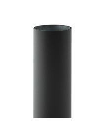 mareco palo per apparecchio di illuminazione da giardino slick h 2500mm nero 1400500N