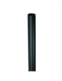 mareco palo cilindrico in acciaio inox rigo h 2500mm nero 1409500N