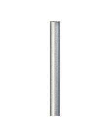mareco palo cilindrico slick color h  1000 mm grigio rall9006 1400200G