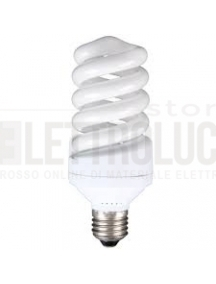 lampada fluorescente 9w 4000k luce naturale e27 nordex nxl727409