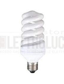 lampada fluorescente 30w 4000k luce naturale e27 1500 lumen nordex nxl727430