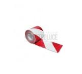 ocmei nastro segnaletico bianco rosso h 100mm rotolo da 200m  OCMNAS/BR100